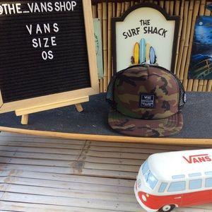 Vans Triple Crown Of Surfing Baseball Hat